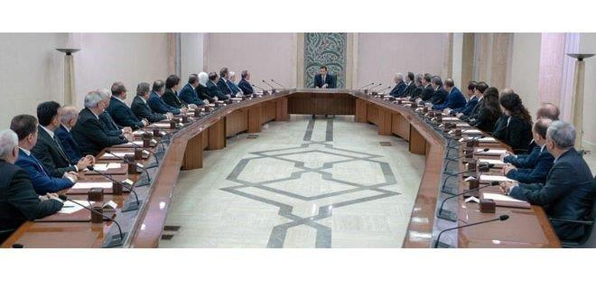 Assad Swears in New Ministers: Priority to Combat Corruption