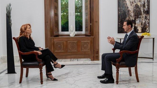 Assad: Europe Main Player in Creating Chaos in Syria, OPCW Faked Report on Attack