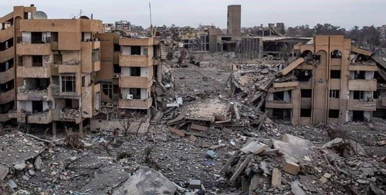 HR Group Exposes US-Led Collation's Massacre in Syria's Raqqa
