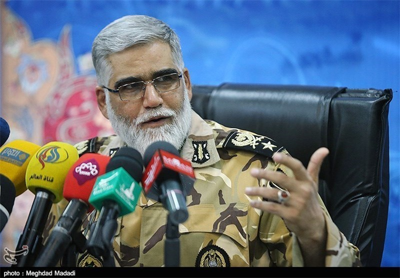 Iran's Army Training Syrian Rapid Reaction Forces: Commander (Copy)