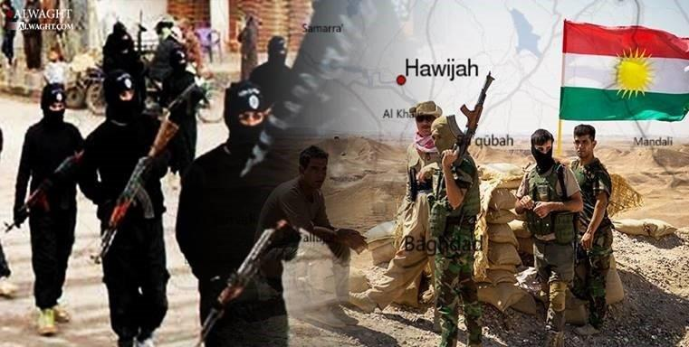 Kurdish Militias Helped 100s ISIS Terrorists Flee Hawijah before Liberation by Iraqi Forces