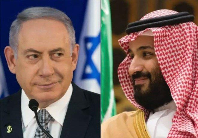 MBS Reportedly Tried to Persuade Netanyahu to Go to War in Gaza
