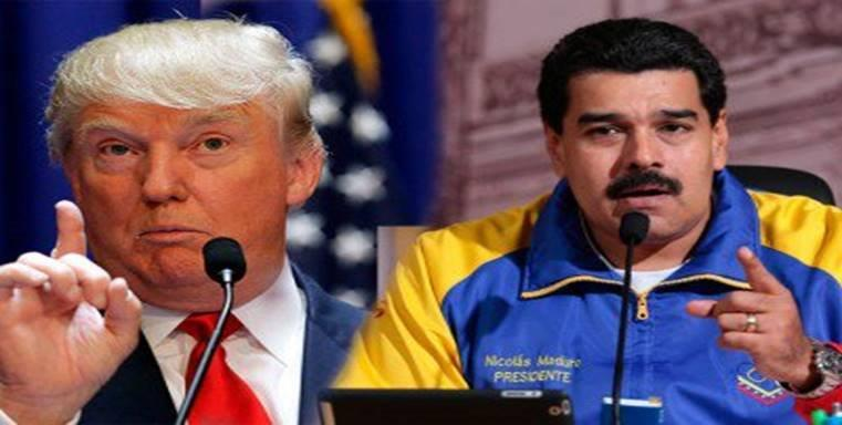 Next ArtiMaduro Defends Venezuela amid Threats by Trump