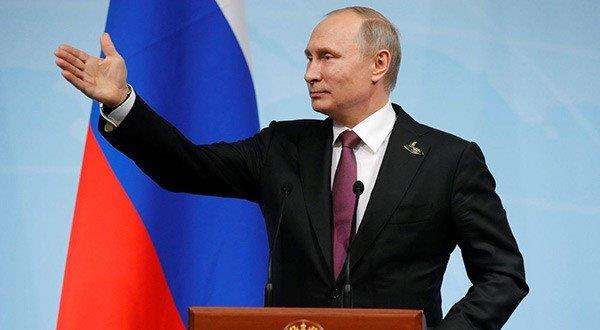 Putin Emerges Triumphant Thanks in No Small Part to Western Demonization