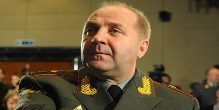 Russia Army Intelligence Chief Speaks of Syrian Terrorists' Numbers, Tactics, Financing