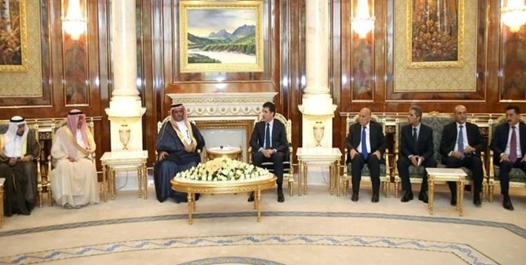 Saudis' Difficult Way to Court Iraqi Kurdistan Leaders