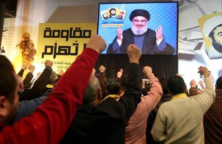 Sayyed Nasrallah Warns 'Israel' of Nuclear Deterrence, and to Al-Saud: Come to Syria