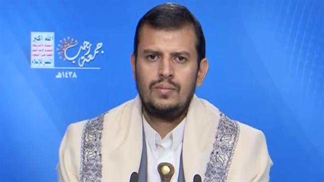 Sayyed Houthi: Trump's Visit to Region in Favor of US, Zionist Entity
