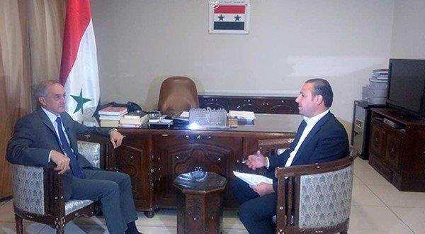 Syrian Official to Al-Ahed: We Offer All Facilities for the Return of Displaced Syrians