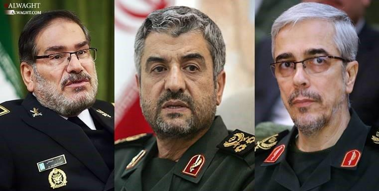 Top Iranian Commanders Slam US, Vow to Maintain Country's Defense Power