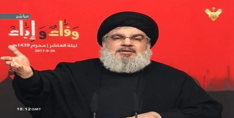Total Annihilation of ISIS Close, Israeli Regime Worried: Hassan Nasrallah