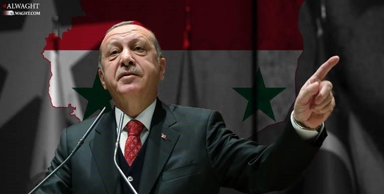 Turkish President's Syria Gamble Expansionism that Risks Future Quagmire