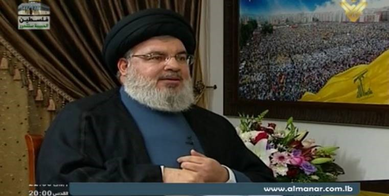 US, Israel, Saudi Arabia Incited Violent Protests in Iran: Hezbollah Leader