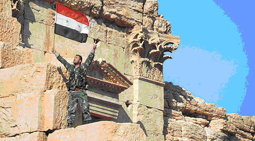 Palmyra's Liberation Proves to West That Assad Fights for Civilization