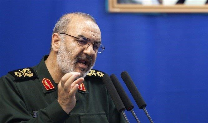 US 'Fake Superpower Image' Collapsing: IRGC Chief