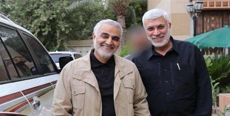 US Assassinated Commander of Iran's Quds Force, Deputy Head of Iraq's Popular Forces